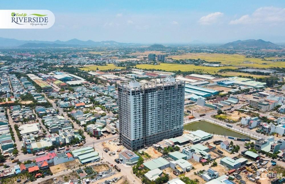 Mua nhà mới chung cư Ecolife Riverside Quy Nhơn- Chỉ với 400 triệu