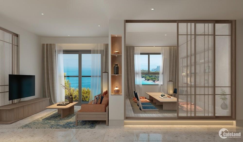 Thanh toán 20% nhận ngay căn hộ biển sở hữu lâu dài. Tặng 3 chỉ vàng khi booking