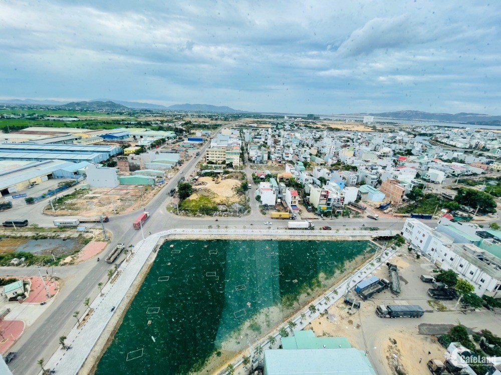 Căn hộ xanh EcoLife Riverside bàn giao trong tháng 6 chỉ 350 Triệu