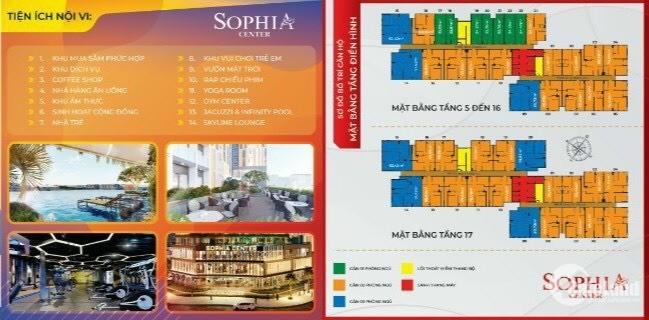 Chung Cư Sophia Center Rạch Giá