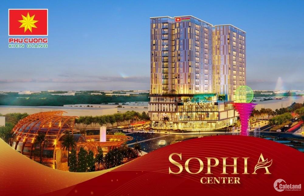 Shopia Center Phú Cường, còn duy nhất 1 căn 2 phòng ngủ View biển cực đẹp