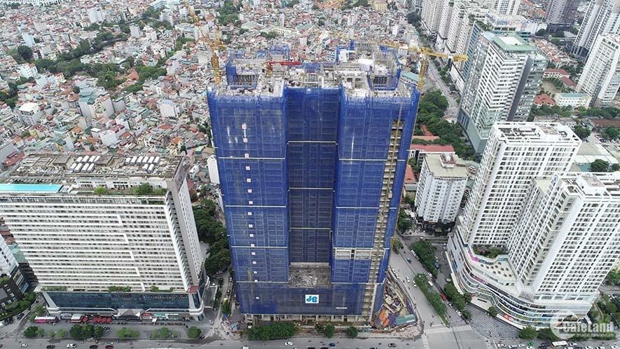 Bán căn hộ cao cấp siêu sang BRG Diamond Residence Quận Thanh Xuân giá từ 4 tỷ