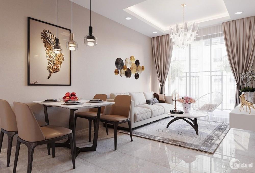 2PN 2WC 60m2, Giá 1 Tỷ 475 Đã VAT Trả Trước 500tr Nhận Nhà Ở Ngay 2021, Nhà Mới