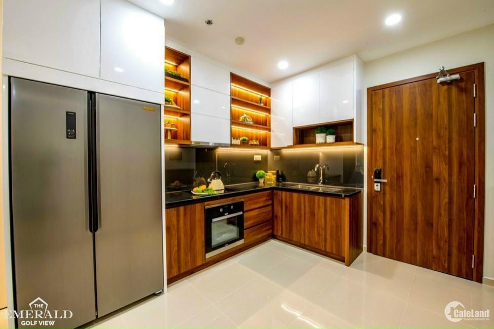 Khu căn hộ mang lại giá trị sống xanh cho cư dân