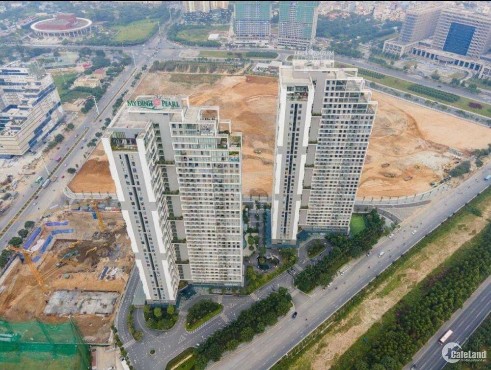 Mỹ Đình Pearl căn hộ2;3PN view hồ quà tặng 350tr, chỉ 30% nhận nhà ở ngay