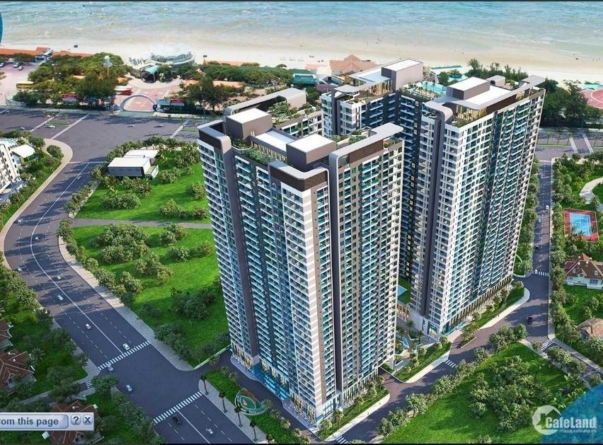 Sở hữu căn hộ 3PN ven biển Vũng Tàu chỉ với 1,2 tỷ, góp 3 năm 0 lãi, CK18%