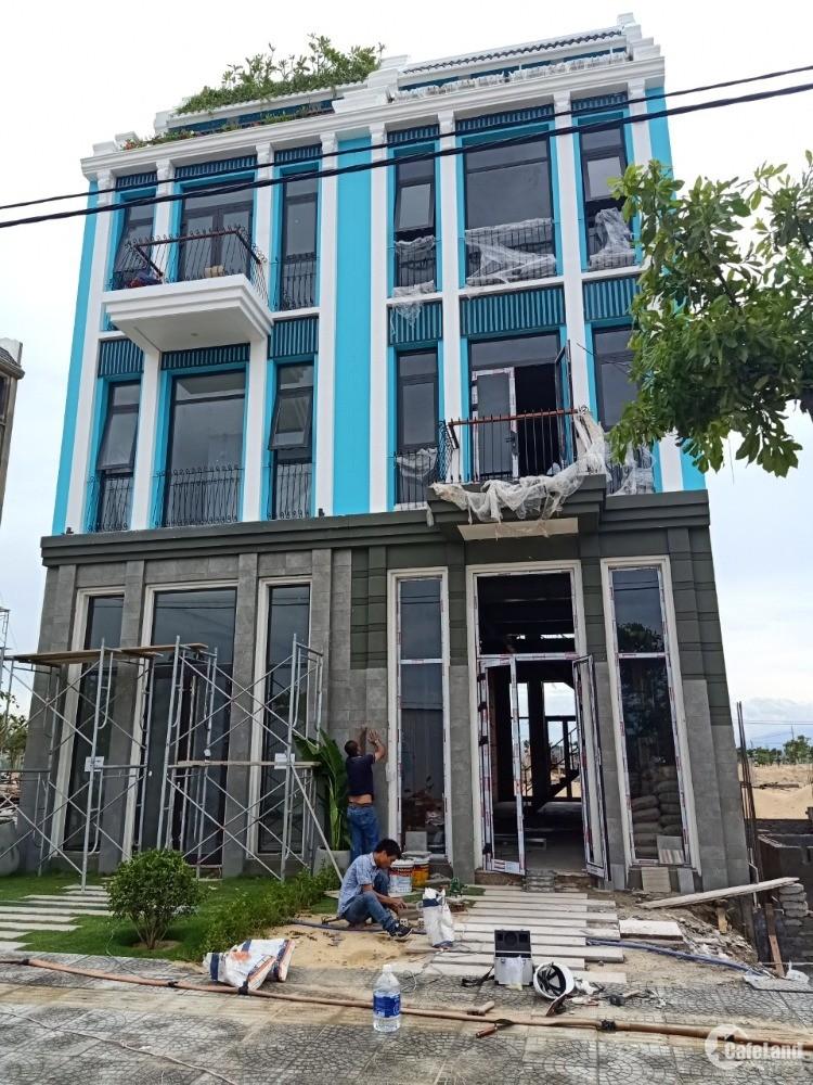 Chỉ 2.7 tỷ nhận ngay biệt thự 5 tầng tại La Queenara, biển An Bàng, Hội An, 140m