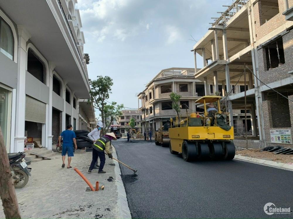 Liền kề - Shophouse dự án 319 Uy Nỗ - Calyx Residence - GIÁ GỐC TRỰC TIẾP CĐT