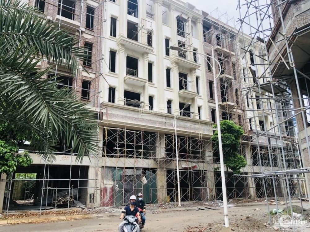 Bán siêu phẩm Shophouse Him Lam Vạn Phúc, xây 6.5 tầng, CK 8%.