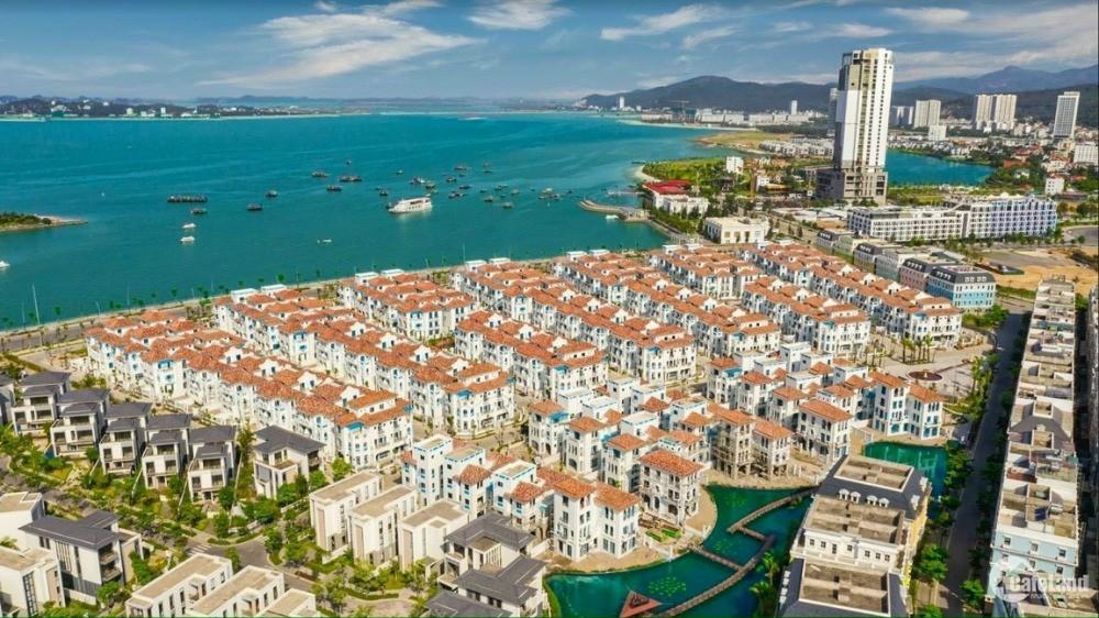 Bán căn ngoại giao dự án biệt thự mặt biển Hạ Long