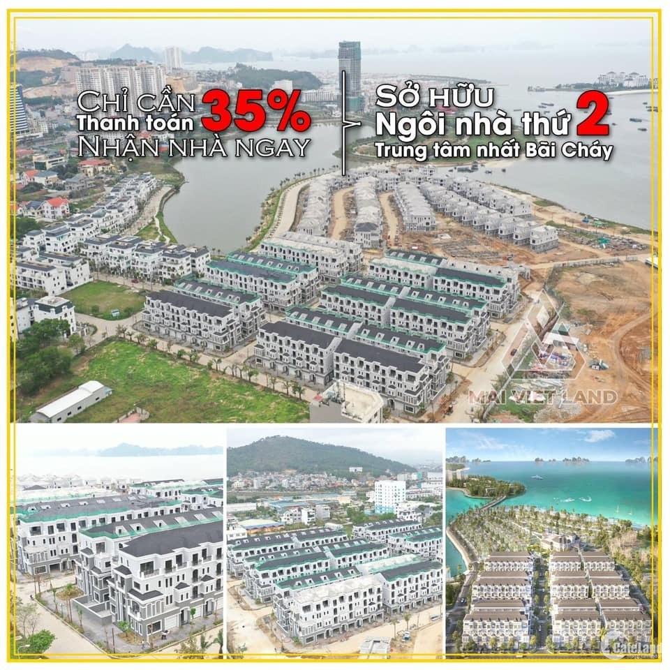 Nhà phố sát Vịnh Hạ Long giá đầu tư chỉ từ 3,2 tỷ