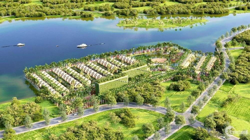1 căn duy nhất Casamia Calm Hội An giá 1ty9 (30%) dt 150m2 view Sông Cổ Cò.