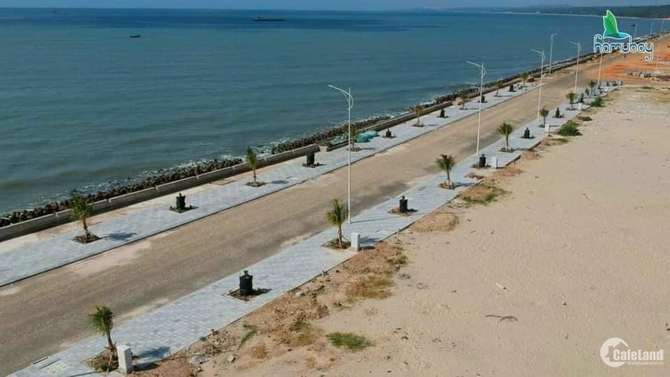 Chỉ từ 3,x Tỷ sở hữu đất nền ven biển Hamubay Phan Thiết, sổ lâu dài.