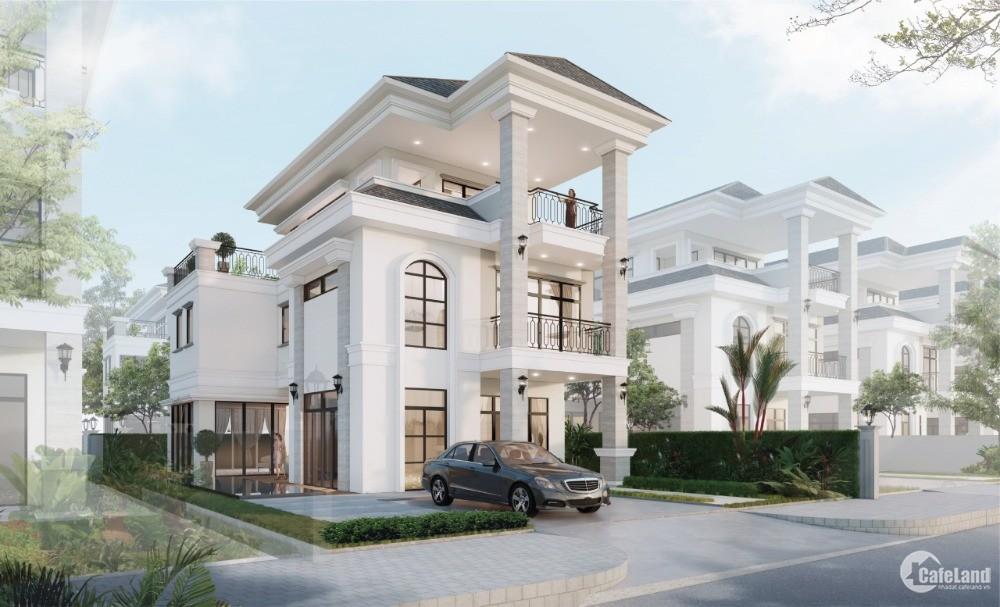 Xanh Villas ra mắt biệt thự đồi khu C chỉ từ 32tr/m2 đầu tư đợt đầu cực tốt