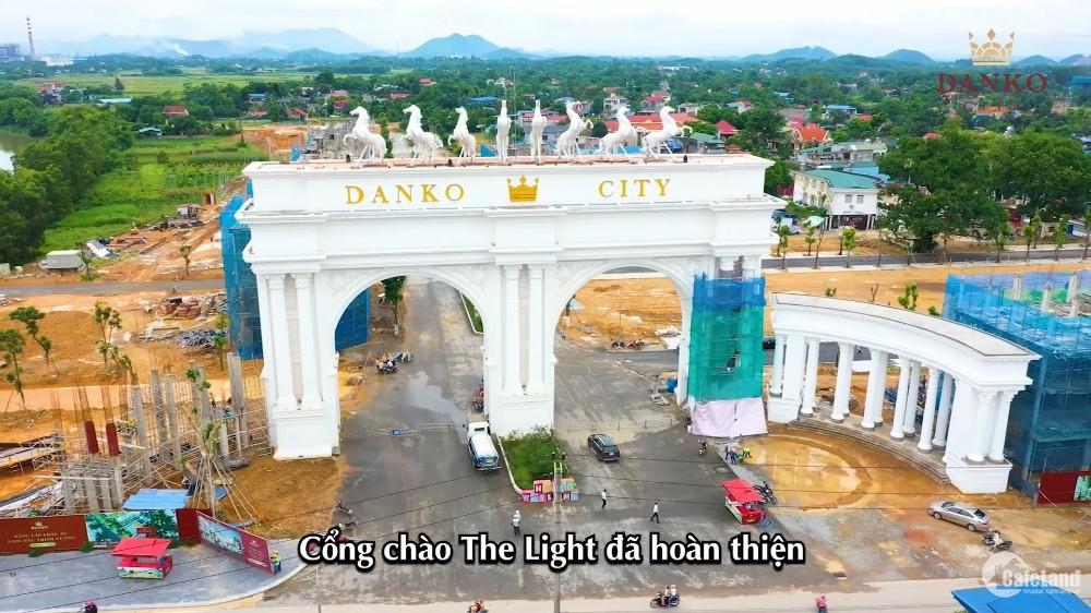 Danko City - Giá gốc Ck 15% ngân hàng cho vay tới 70% Hotline 0866 588 188