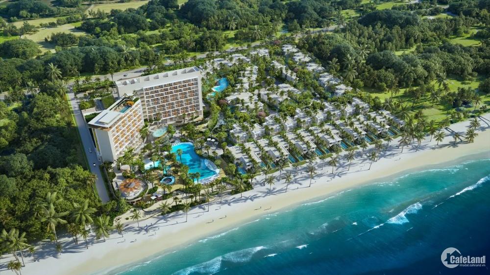 villa biển Angsana Hồ Tràm mở bán lợi nhuận cam kết 10% ngân hàng hỗ trợ 70%