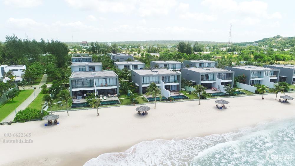 Sanctuary Hồ Tràm mở bán chỉ 15 tỷ/villa biển 4PN, thanh toán 40% nhận nhà luôn