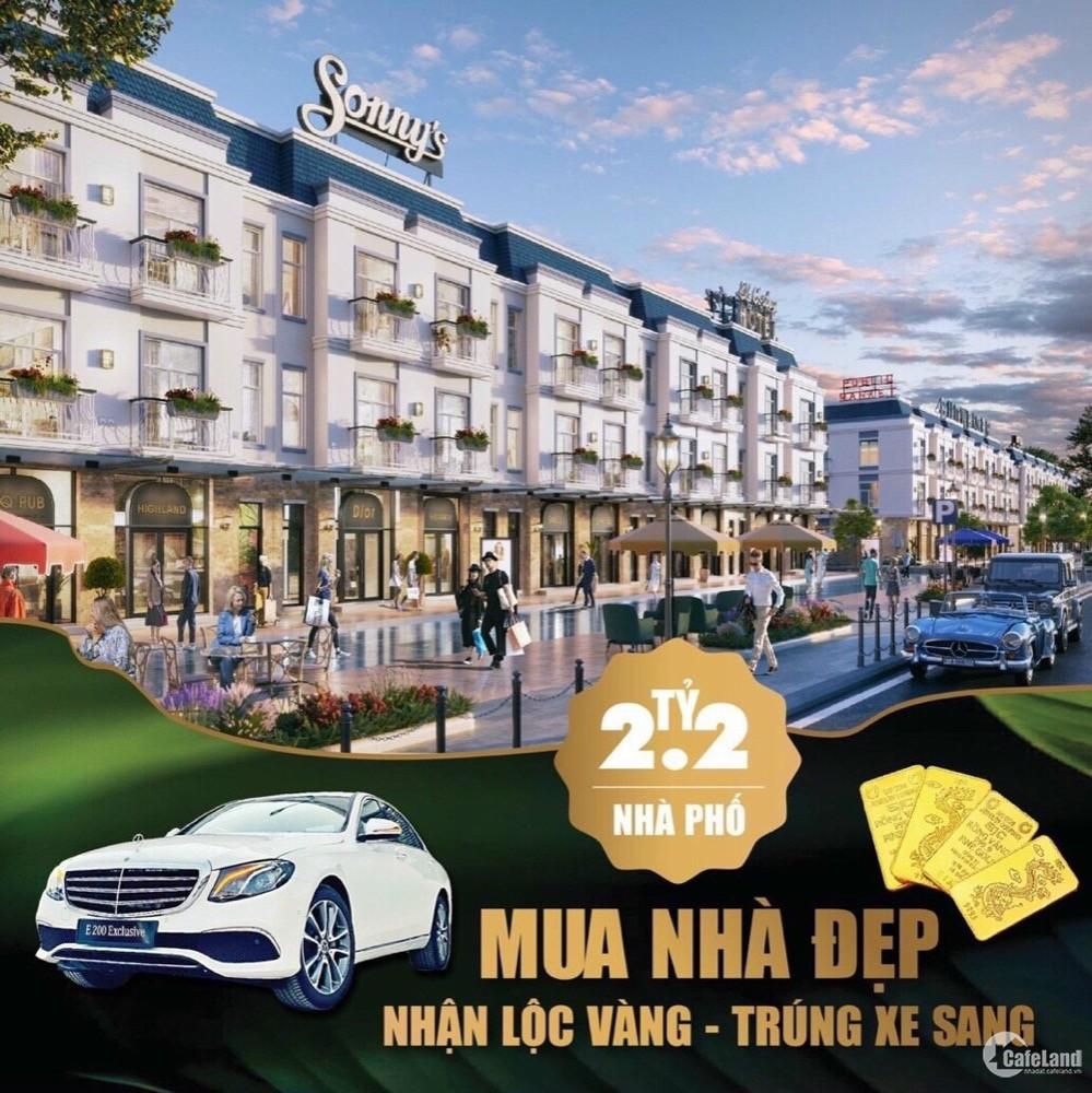 Bất ngờ với phog cáCh thiết kế đẹp ngỡ ngàg của khu dân cư   Đại Phước  MoLiTa