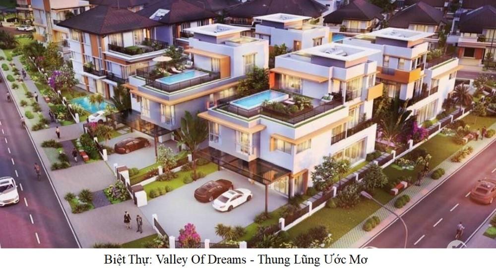 Khu Đô Thị Sinh Thái Chuẩn Quốc Tế - Môi Trường Đáng Sống - Vườn Thiên Đàng 2