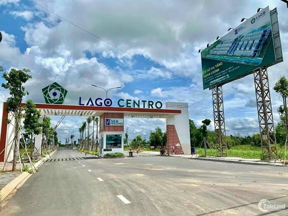 Đất Nền Logo Centro  Đã Có Sổ Ngay Mặt Tiền Đường