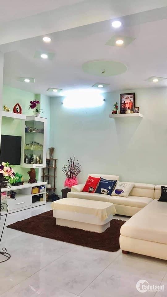 Bán nhà 4 tầng Nguyễn Thượng Hiền, Phường 5, Bình Thạnh. DT 42m2 giá