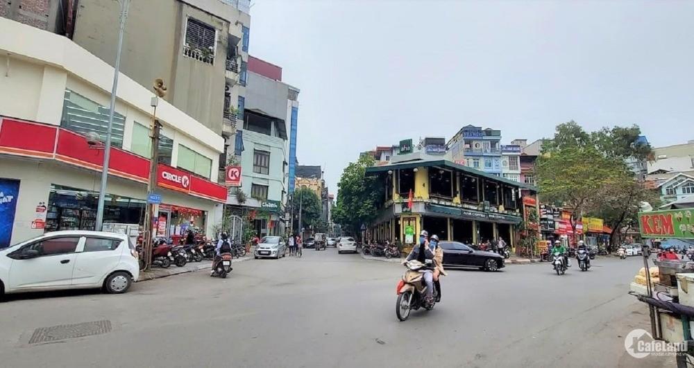 Bán nhà phố Phạm Tuấn Tài, Cầu Giấy. Vỉa hè, oto, KD. 65m2 5T MT5m 14 tỷ