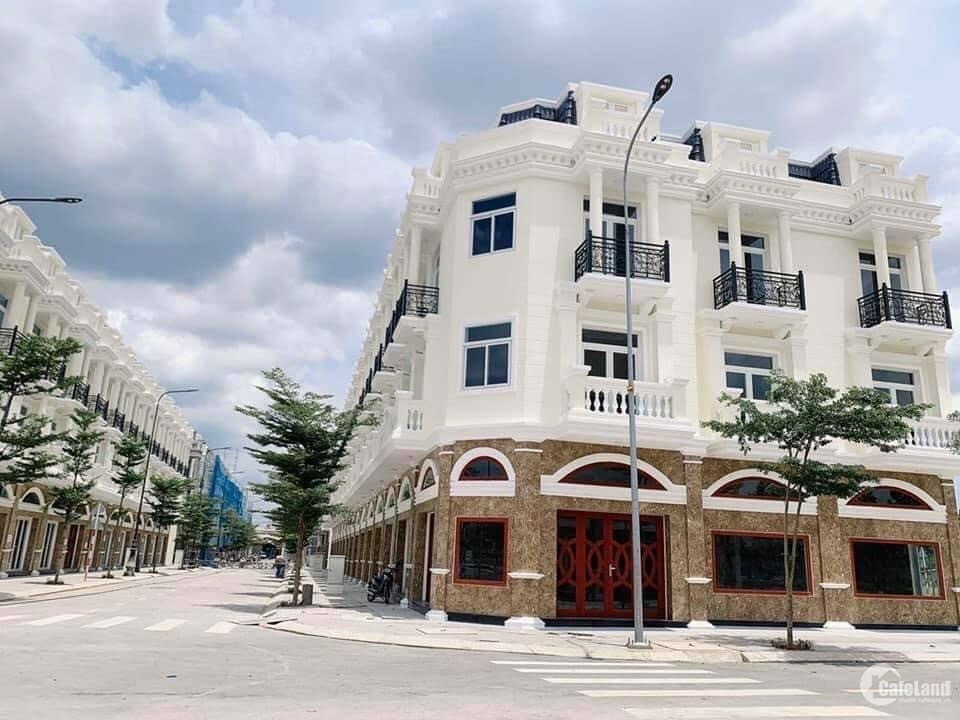 Bán Nhà Mặt Tiền Đường Nguyễn Thị Khắp, TP Dĩ An T. Bình Dương Giá Đầu Tư