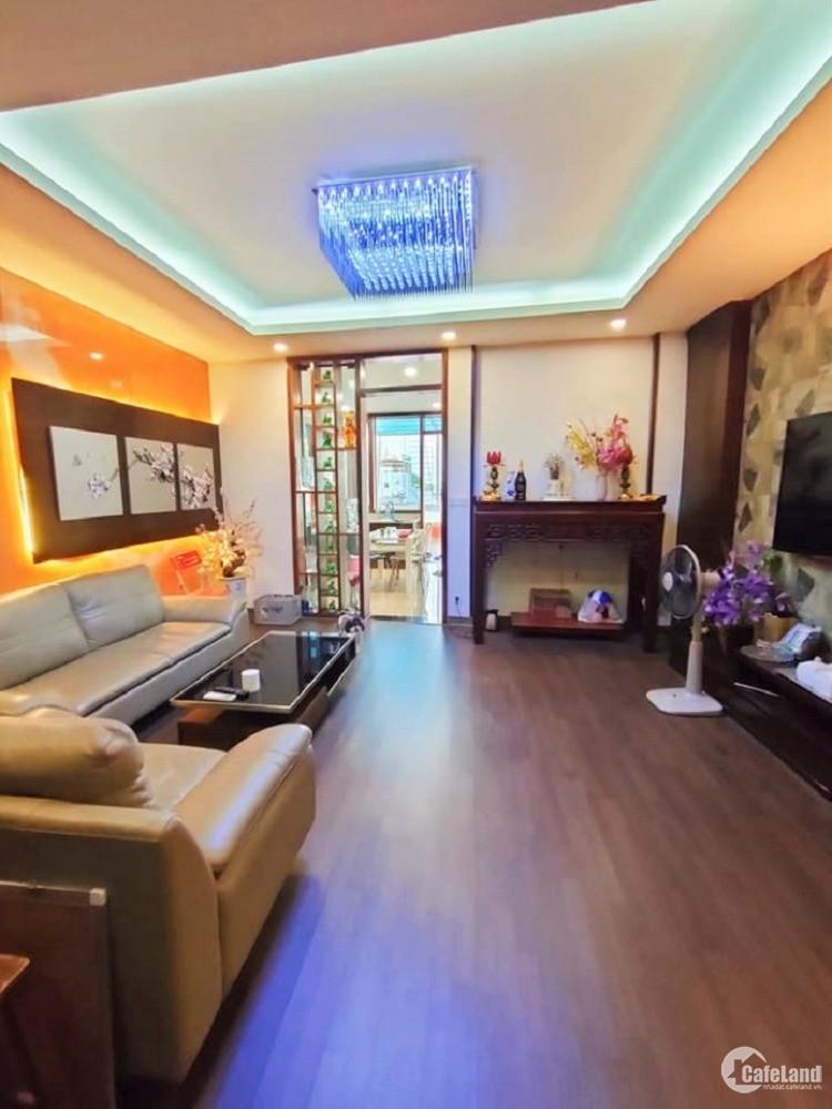 Nhà phố Nguyễn Lương Bằng, Đông Đa. Ô tô, Ở KD, thang máy. 85m2 7T MT5.5m 16 tỷ