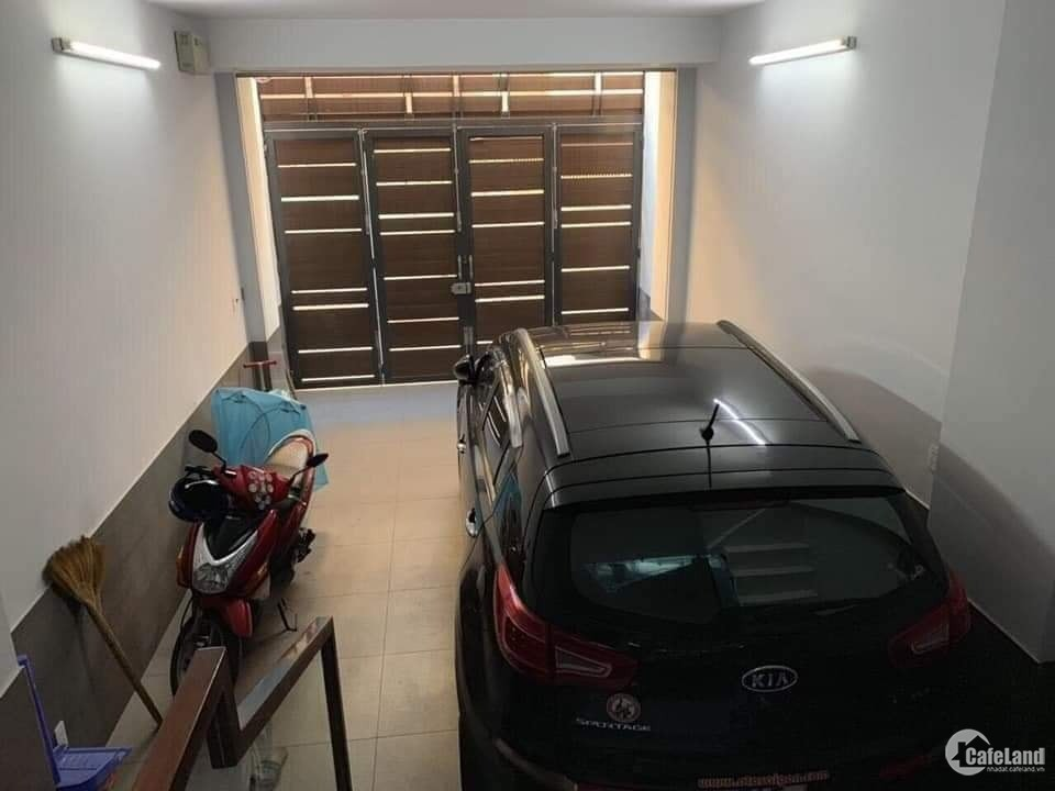 Bán nhà đẹp HXH trung tâm quận 10 Nguyễn Giản Thanh giá 12.5 tỷ