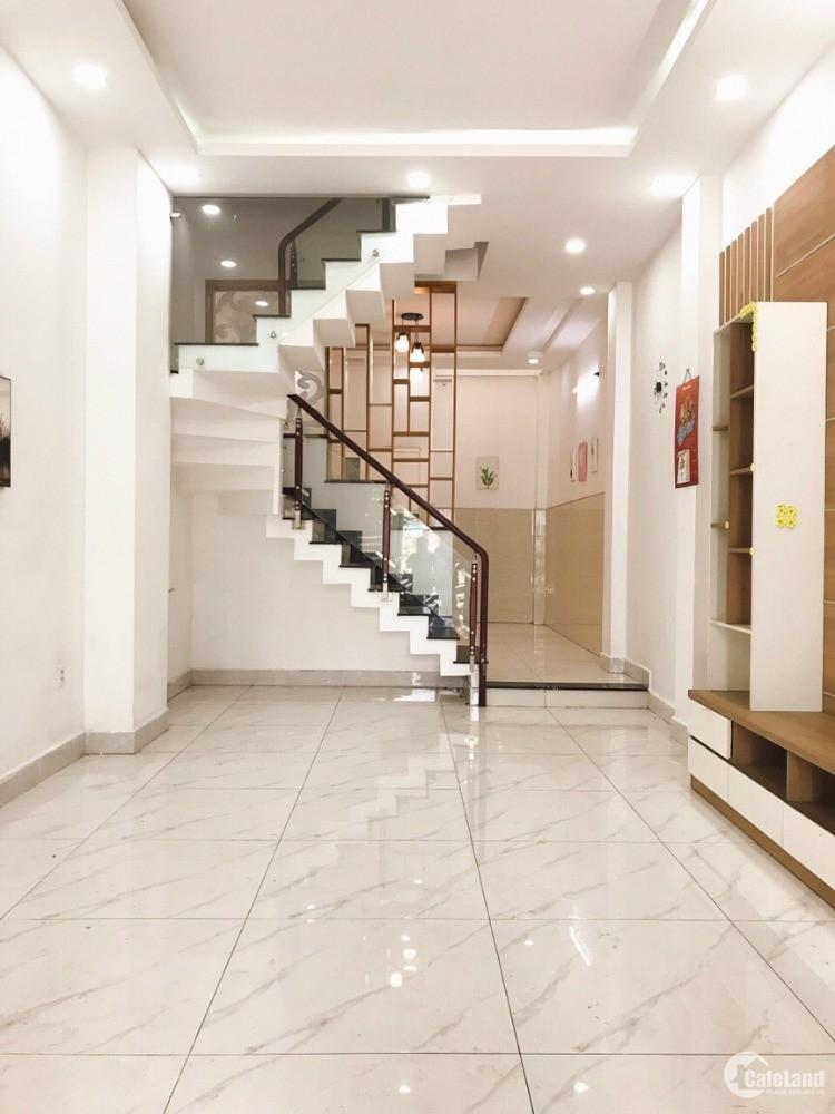 BÁN gấp nhà Giá Rẻ  Hà Huy Giáp - Tô Ngọc Vân, Q12. Full nội thất, giá 4ty8