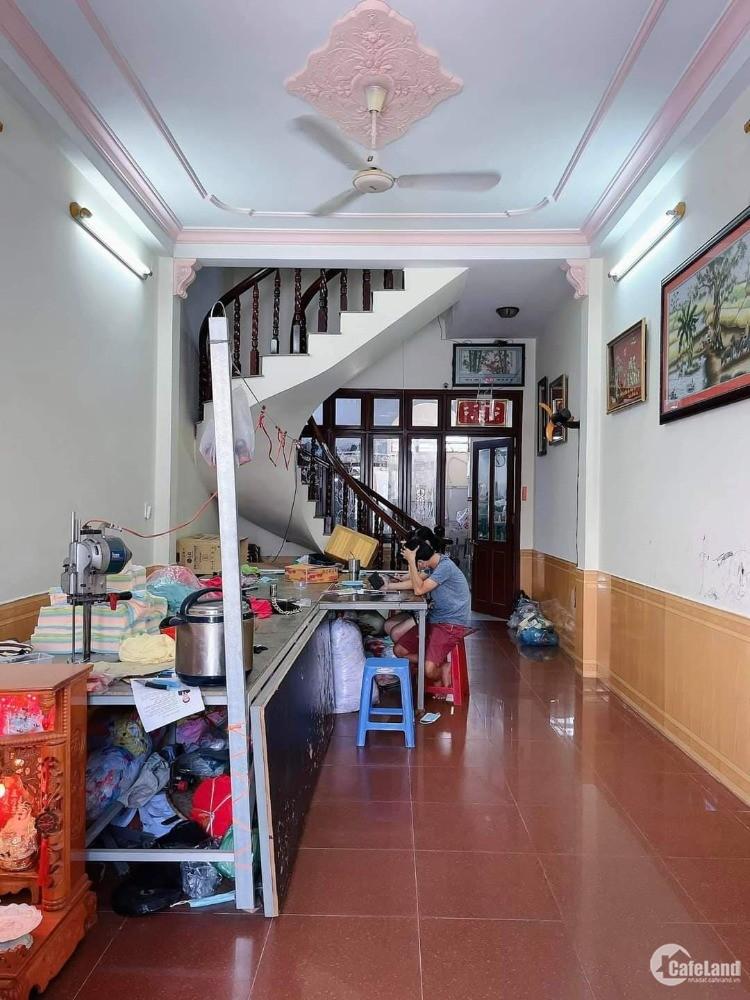 Bán nhà hẻm 6m Trần Văn Ơn, Tân Phú, 4 tầng, 4x15M, chỉ 7 tỷ ( TL)