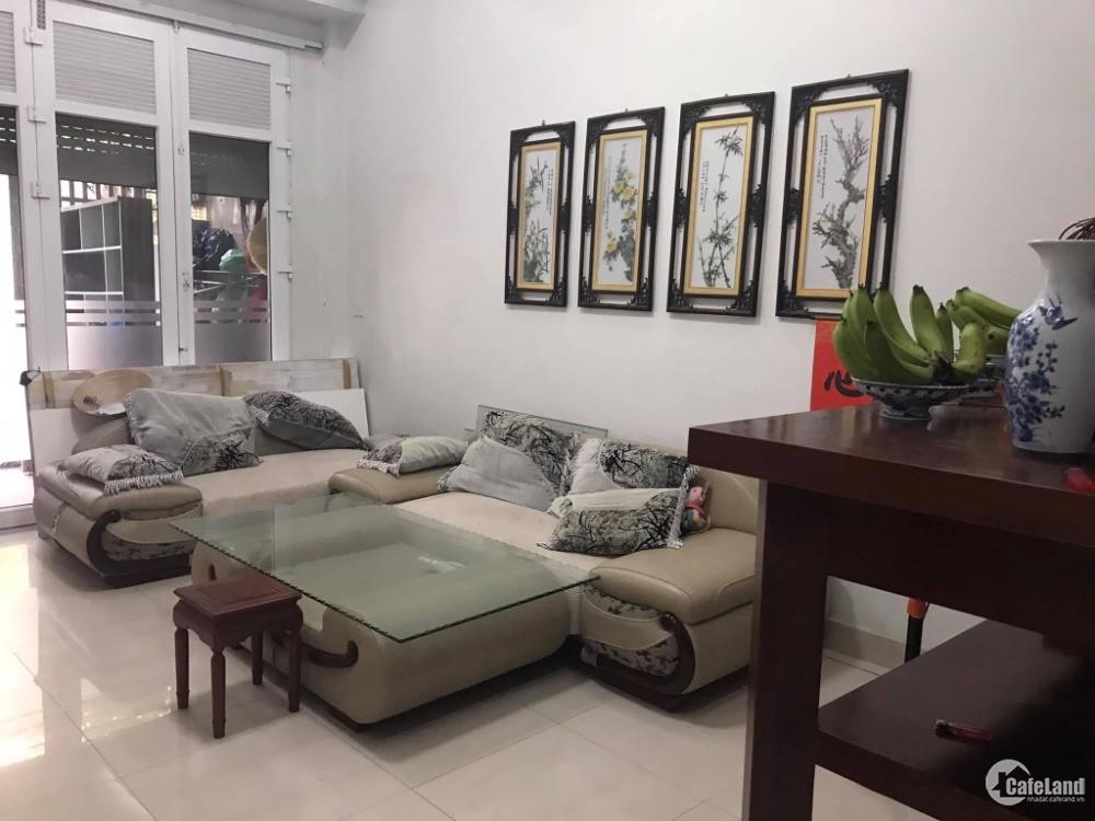 Bán nhà đường Trần Văn Giáp, TP HD 76m2, mt 4m, 2 tầng, sân cổng đầy đủ, giá tốt