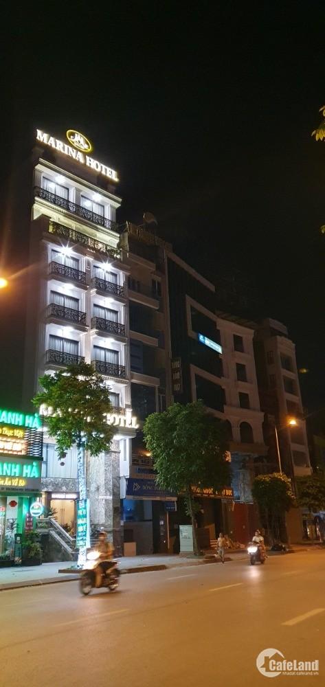 Bán, Tòa văn phòng mặt phố Miếu Đầm, 9 tầng thang máy thông sàn. Kinh doanh tốt