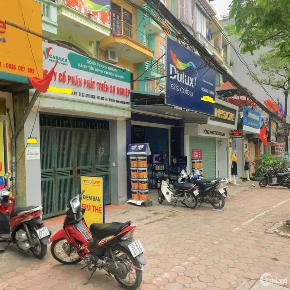 Hiếm!Nhà mặt phố Tân Xuân, Bắc Từ Liêm, vỉa hè - ôtô - kinh doanh, 75m2, 8.5 tỷ.