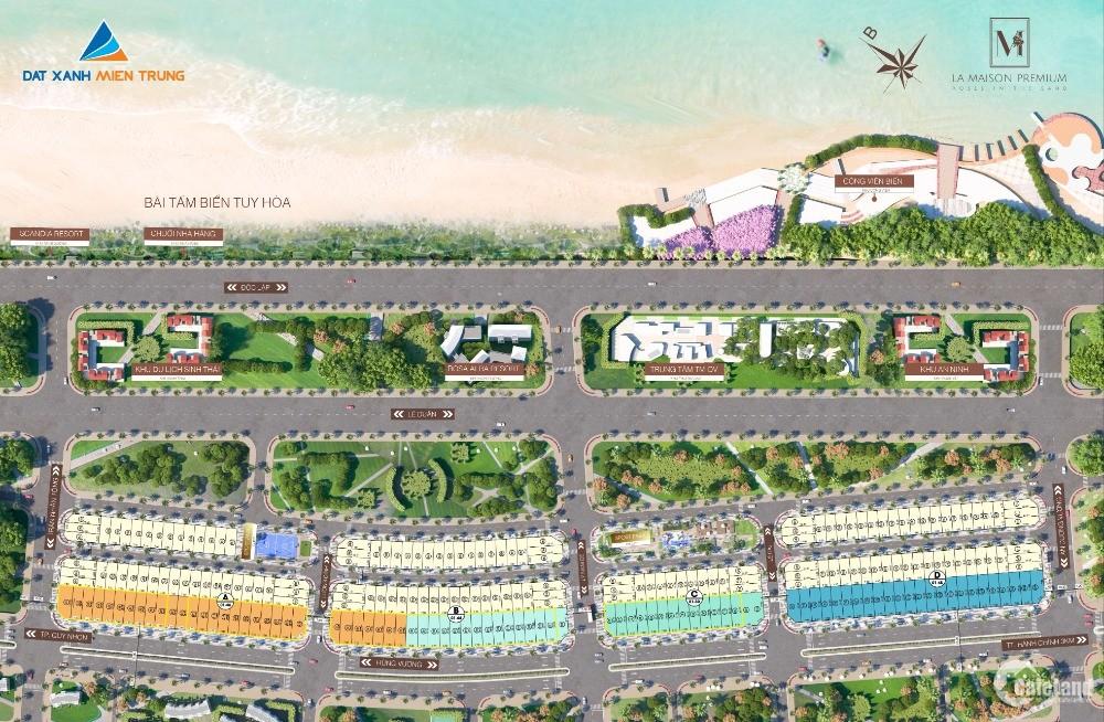 Mua bán nhà đất tuy hòa phú yên p9 đại lộ Hùng Vương 5 Tầng