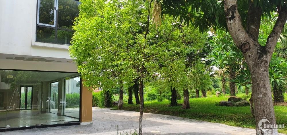 Bán căn góc nhà phố Thảo Nguyên - kdt Ecopark