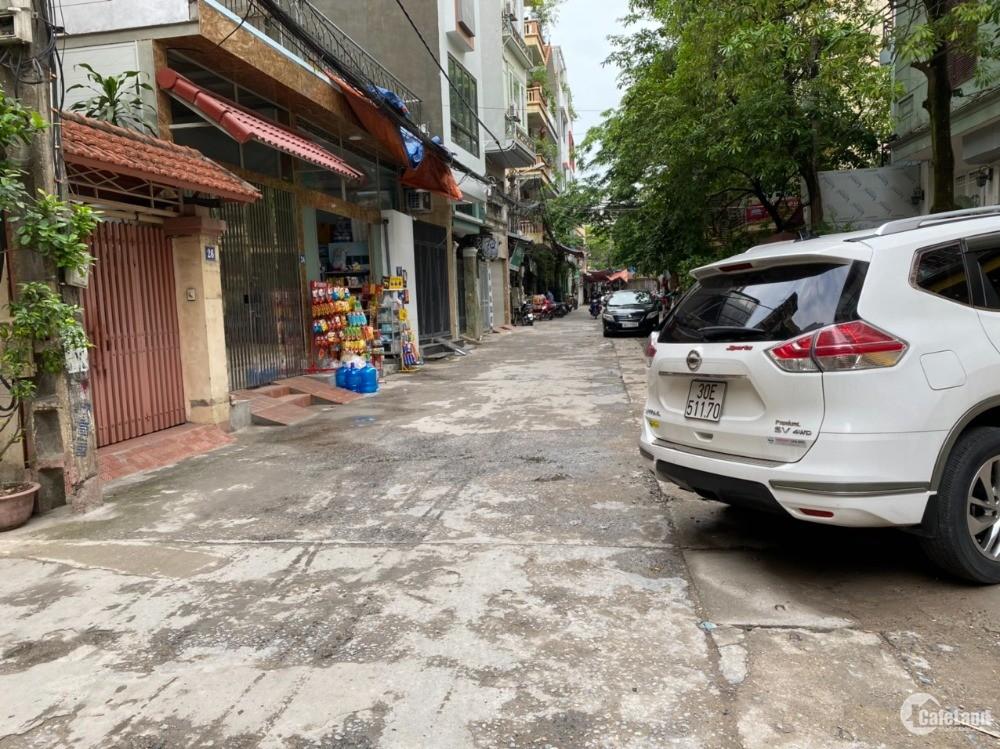 Bán nhà Văn Cao, Ba Đình, ngõ ô tô tránh, kinh doanh, 28m2 giá 4.55 tỷ