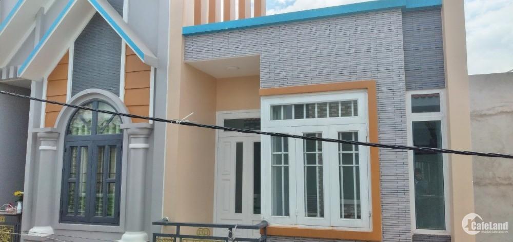 Cần bán nhanh căn nhà 1 trêt 1 lầu diện tích ở 108m2