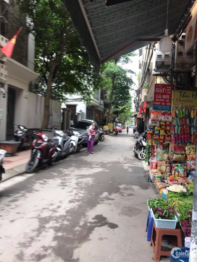 Bán nhà Trần Thái Tông ôtô 2 mặt thoáng, kinh doanh VIP 65m2, 6m giá 8.2 tỷ.
