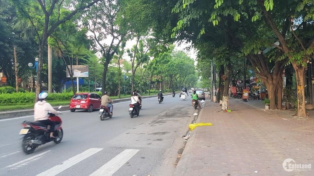 Mặt phố Hoàng Quốc Việt, Cầu Giấy. Lô góc, Vỉa hè, oto, KD. 118m2, 6T, 30 tỷ