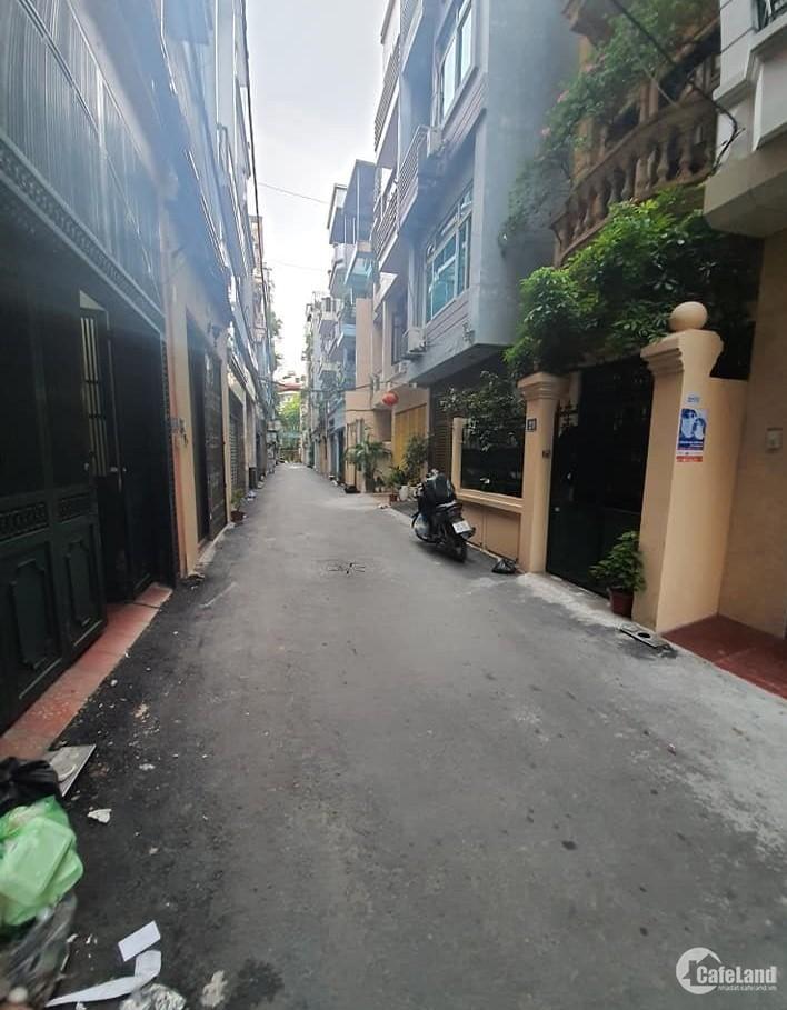 Nhà phân lô Nguyễn Khang 69m2, 4T, ngõ oto, KD-VP, an sinh đỉnh, 12.5tỷ