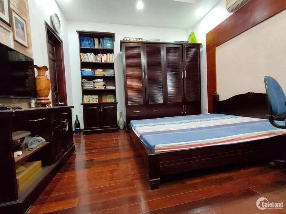 Bán nhà mặt ngõ Doãn Kế Thiện, Mai Dịch ngõ thông kinh doanh, 50m2x4T, 5.05 tỷ.