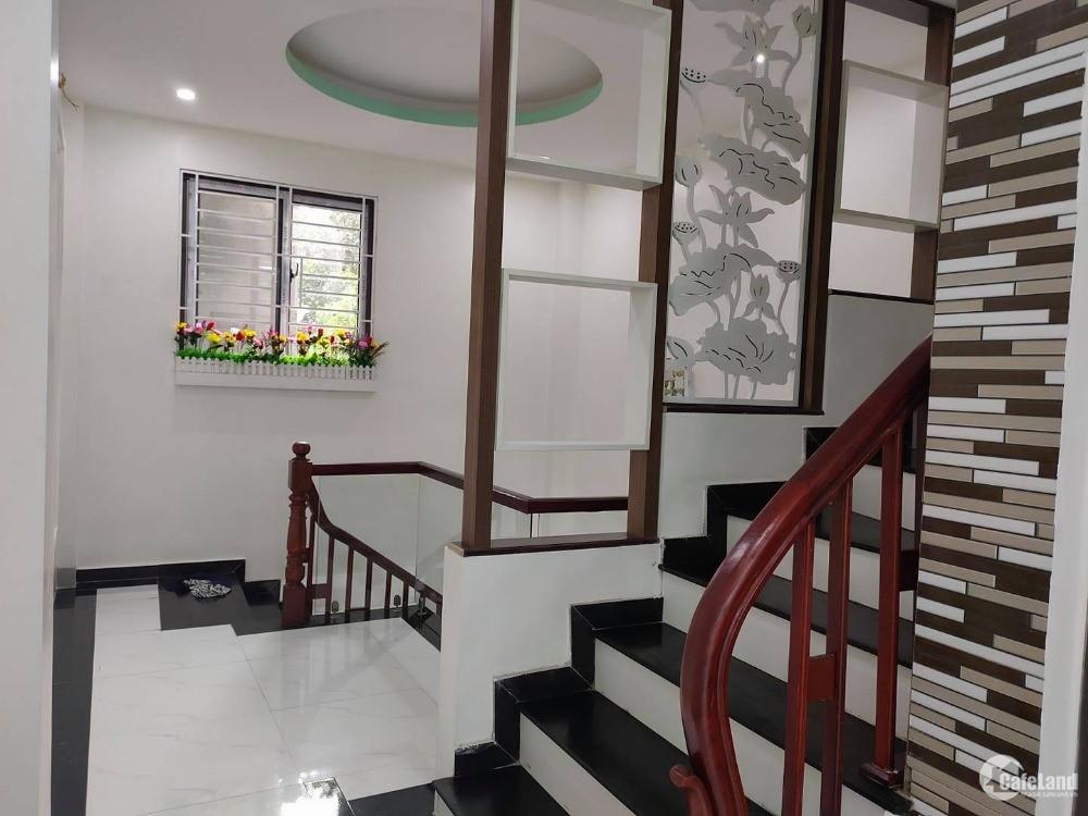 Nhà đẹp Khương Thượng ngay sát Vành Đai 2, Ngã Tư Sở 50m2 x 4 tầng