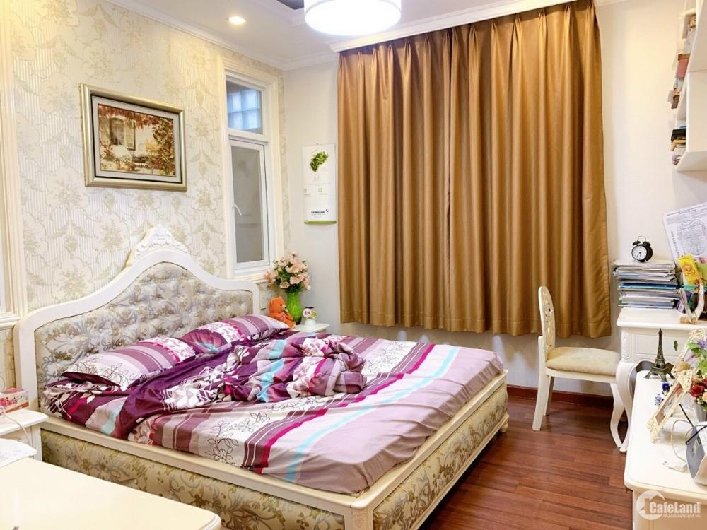 Bán nhà hẻm 258/x Trần Hưng Đạo, P. Nguyễn Cư Trinh, Quận 1 giá 19.5 tỷ còn TL