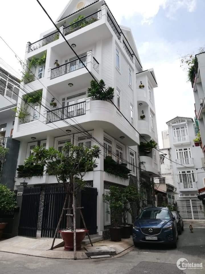 Bán nhà hẻm xe hơi Trần Bình Trọng Q5 - 9x13m giá 19.3 tỷ còn thương lượng .