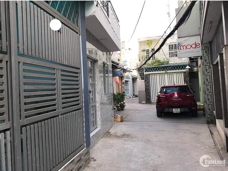 Lô góc,hẻm xe tải,nhà 2 tầng Quang Trung P.14,Gò Vấp chỉ nhỉnh 70tr/m2