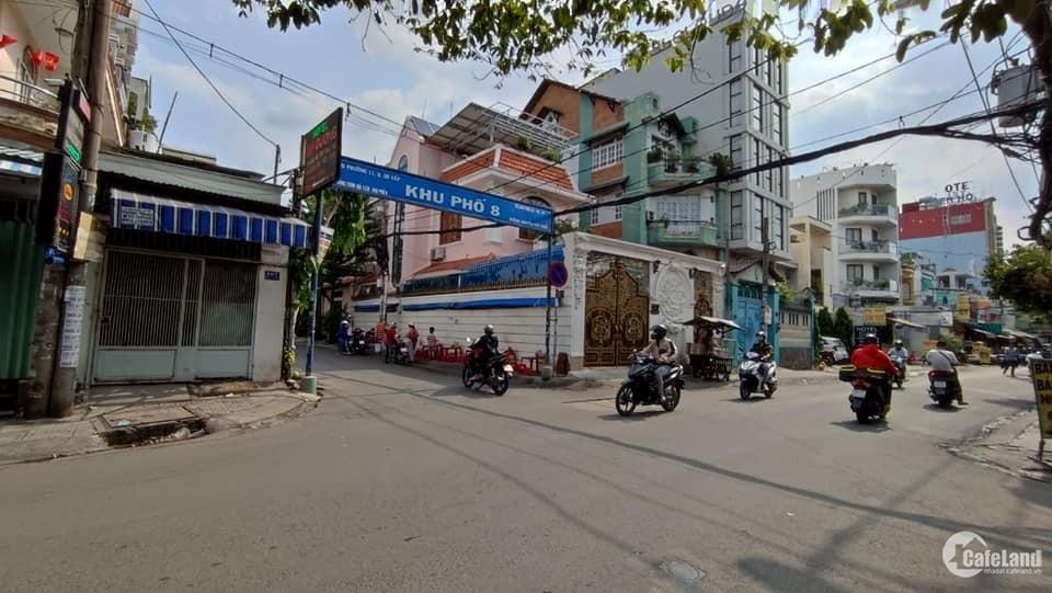 Bán nhà HXH thẳng trục Nguyễn Văn Khối Gò Vấp, 3 lầu, 56m2(7x8), giá hơn 5 tỷ.