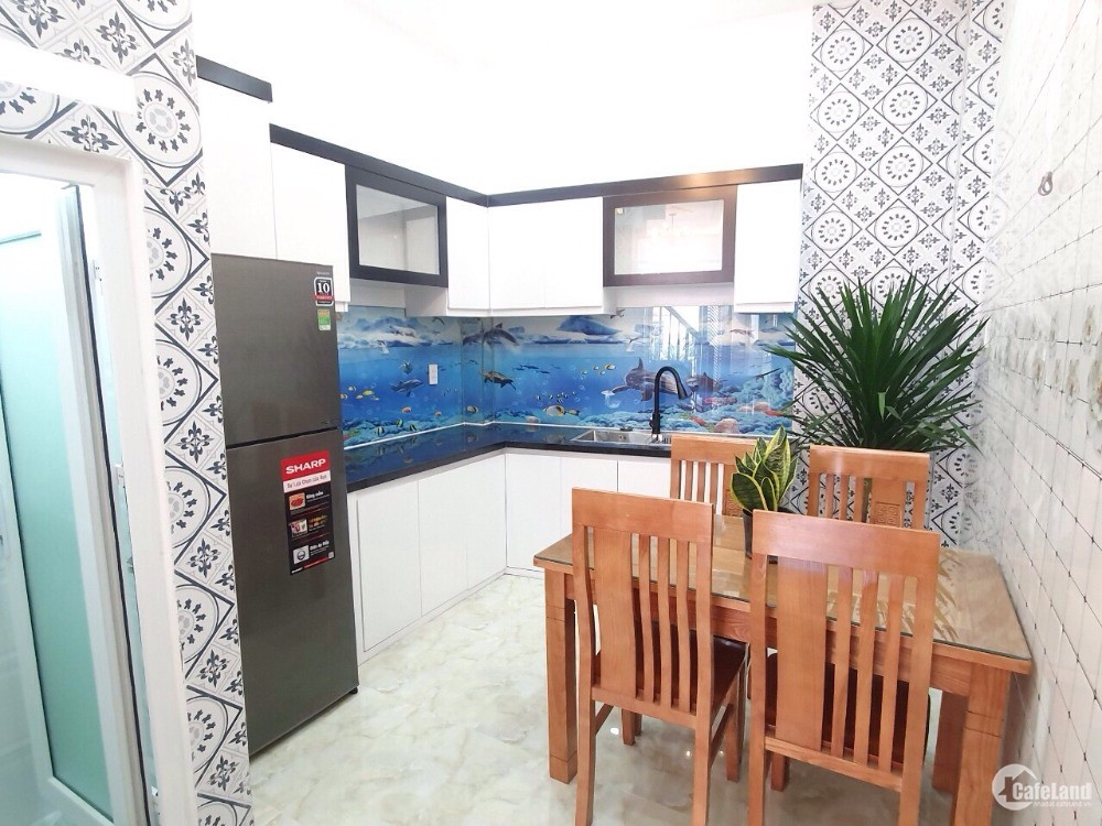 Bán GẤP nhà hẻm Quang Trung, P.8, Gò Vấp, 3.2x12m, 1 trệt, 2 lầu, 4.05 tỷ