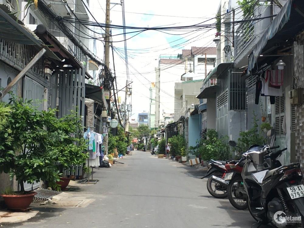 Bán GẤP nhà HXT Phạm Văn Chiêu, P9, Gò Vấp, 4.2x24m, 1 trệt, 1 lửng, 6 tỷ