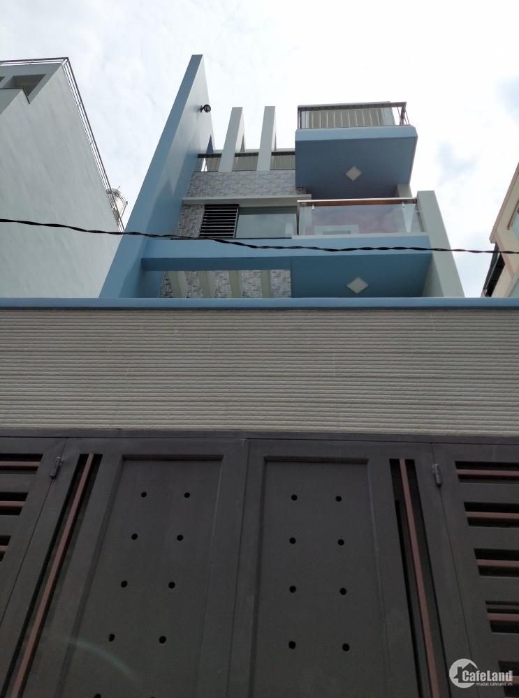 Bán 2 căn nhà liền kề Lê Văn Sỹ, 78m2, ngang 4m, giá chỉ 7 tỷ 29